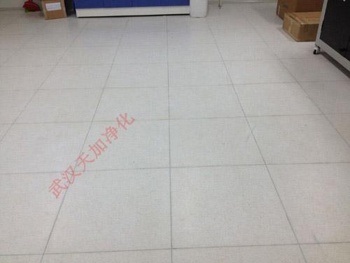 防静电PVC地面
