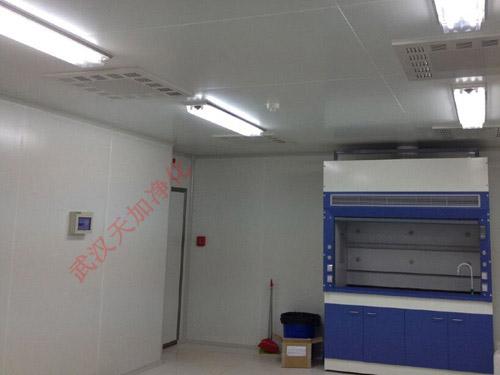 千级芯片实验室