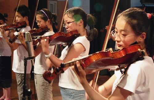 郑州少儿小提琴培训