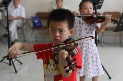 专业小提琴培训
