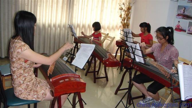 郑州古筝培训