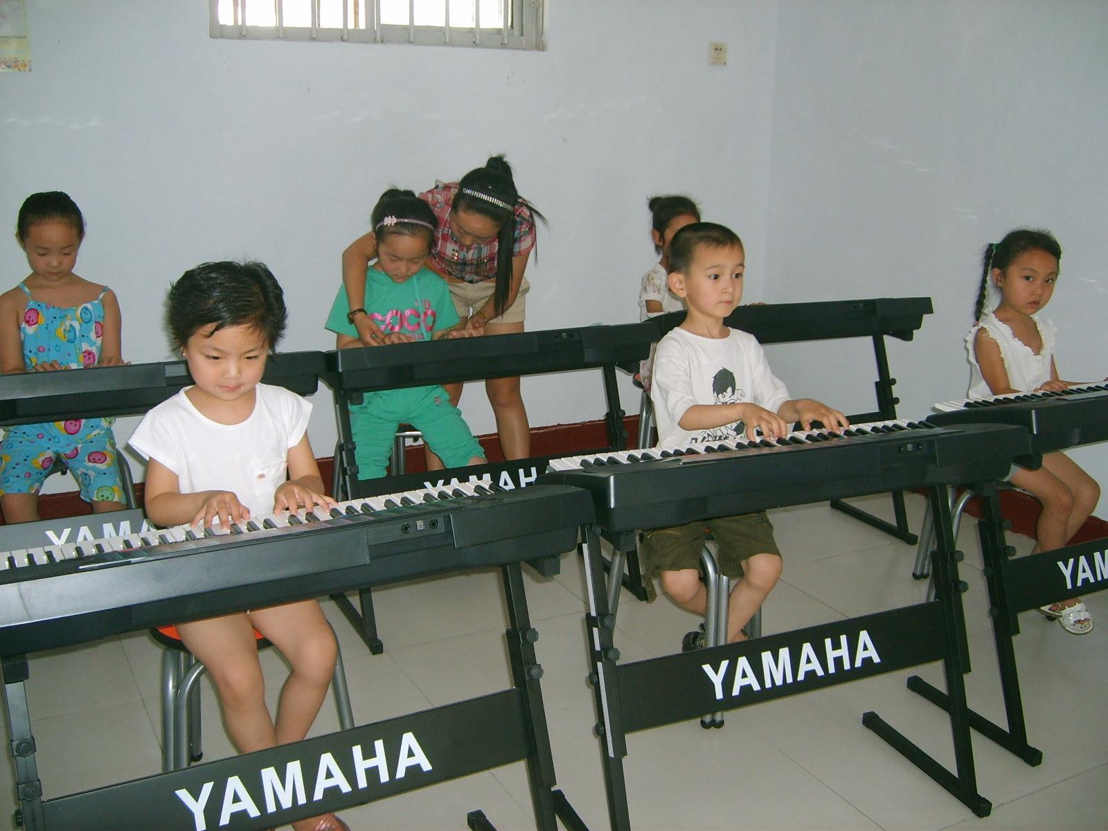 郑州电子琴培训