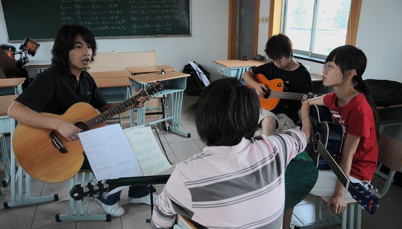 郑州专业吉他培训