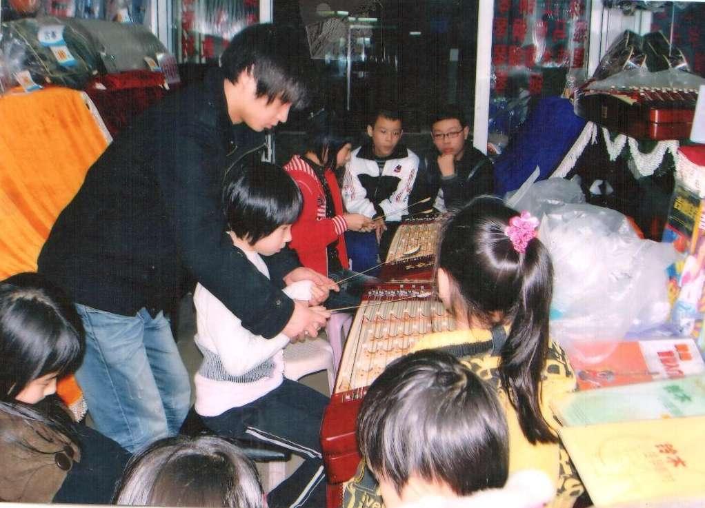 郑州成人扬琴培训