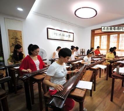 郑州古琴培训