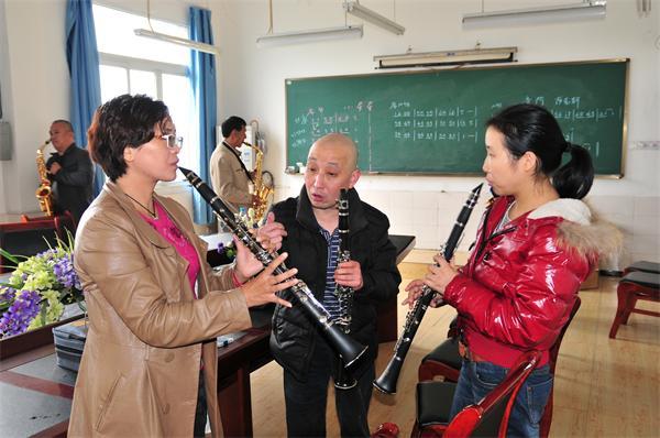 郑州单簧管培训