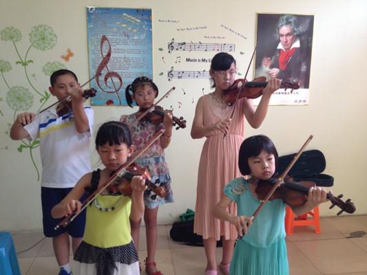郑州专业小提琴培训