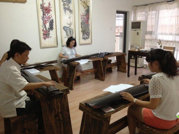 郑州古琴培训班