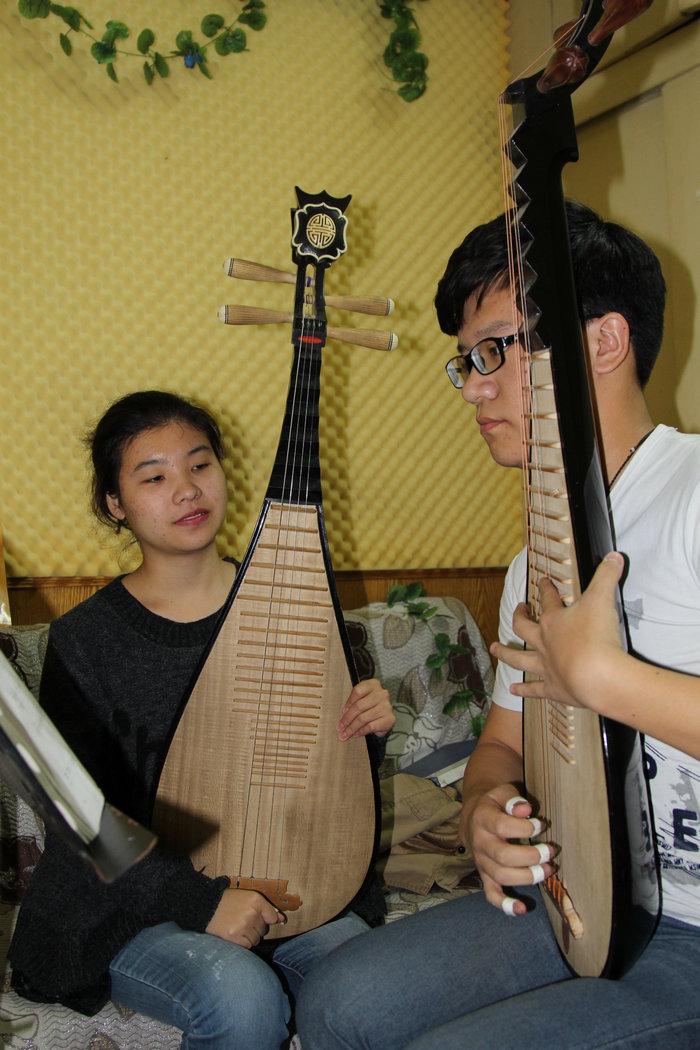 郑州琵琶培训班