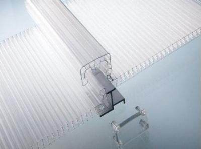 U型锁扣阳光板