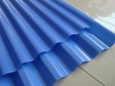重庆四川树脂瓦之PVC瓦