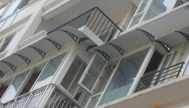 四川雨棚专用铝塑板
