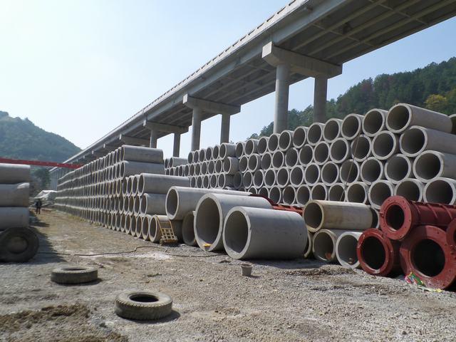 贵州水泥排水管