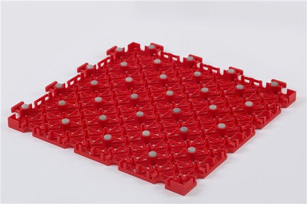 四川弹性悬浮拼装地板