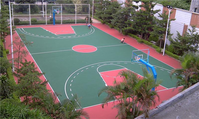 云南塑胶足球场