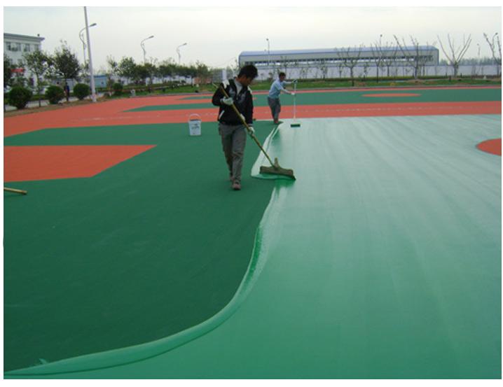 贵州塑胶球场