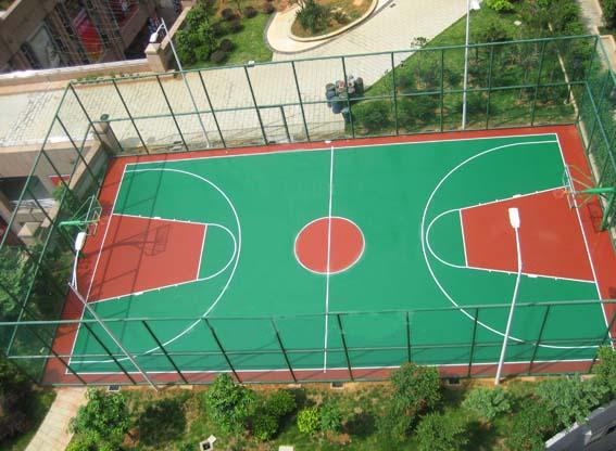 贵州球场材料