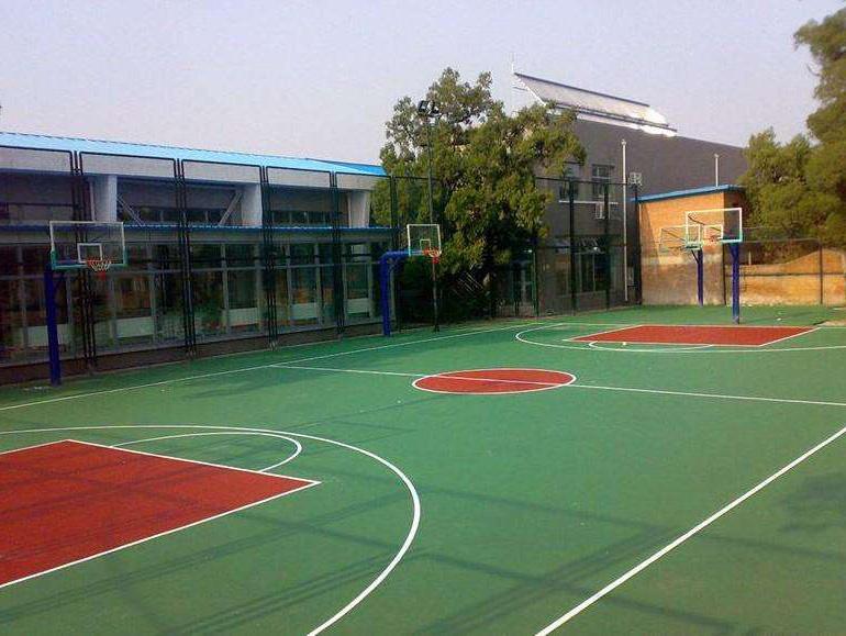 betway必威登陆硅PU篮球场厂家
