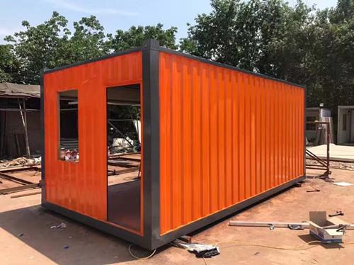 汉口集装箱活动房多少钱一个