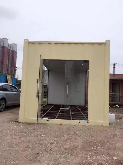 武汉集装箱活动房价格