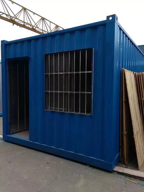 东西湖集装箱式活动房