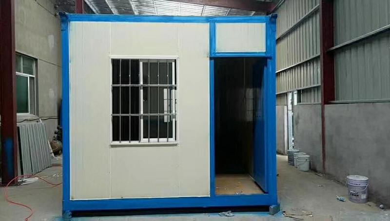汉口集装箱活动板房