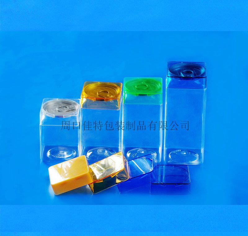 河南方瓶透明易拉罐