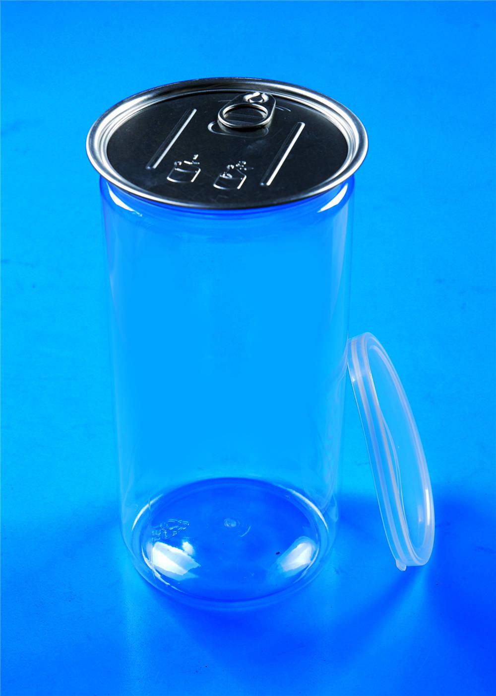 专做塑料易拉罐