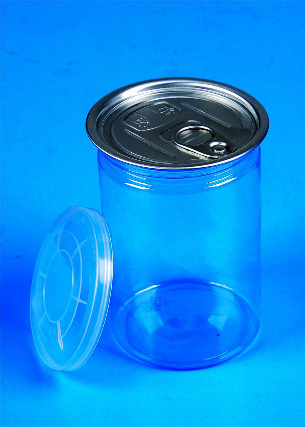 塑料易拉罐瓶子