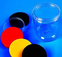 螺旋口瓶透明易拉罐