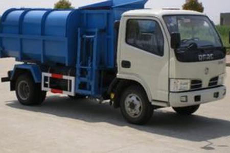 东莞天锦垃圾车