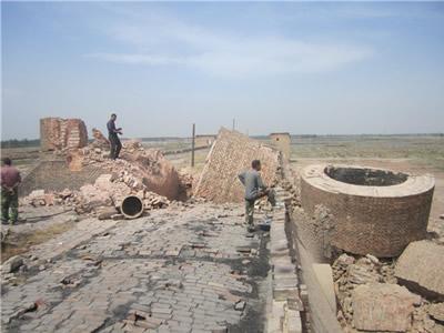 【图解】山西混凝土切割拆除遇到空白坍塌怎么办 机械拆除的顺序
