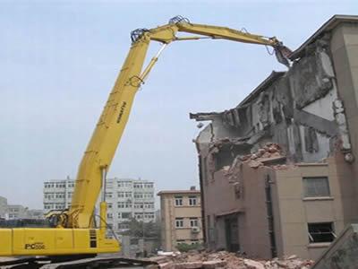北京房屋拆除