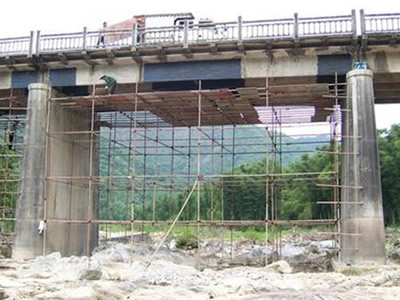 山西桥梁改造