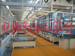 全自动机械手钝化生产线