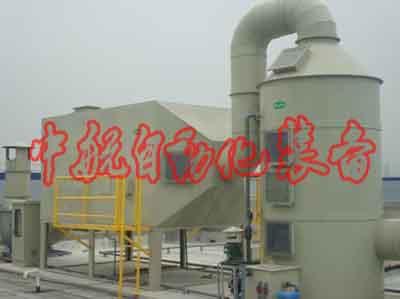 工业烟气处理
