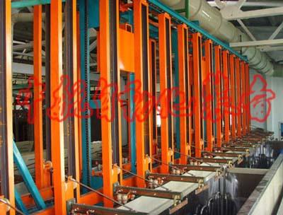 生产全自动电镀生产线