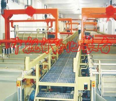 龙门式全自动电镀生产线