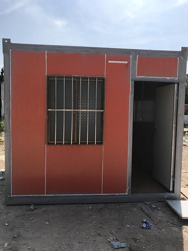 集装箱式活动板房