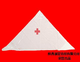 陕西三角巾坯布