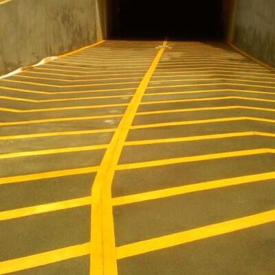 地下车库地坪