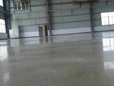 天津固化地坪施工