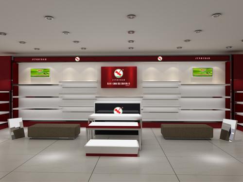 贵州展柜设计