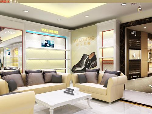 貴陽女鞋展櫃設計