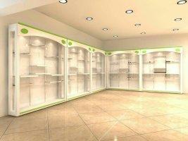 貴州精品展櫃設計