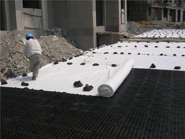 土工布防水板