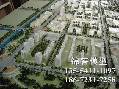 城市规划模型制作