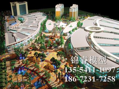 景观模型制作