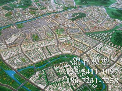 武汉城市规划模型公司