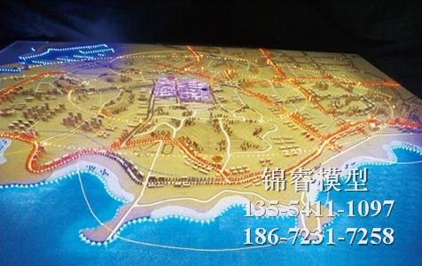 武汉地形模型公司